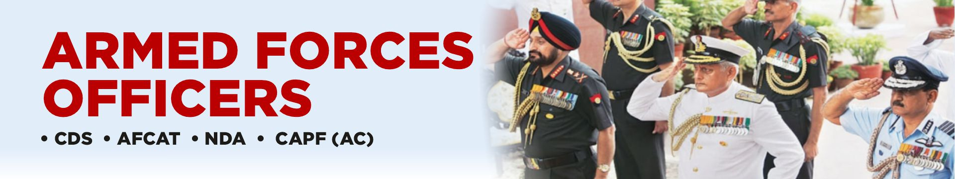 Armed Forces Officers