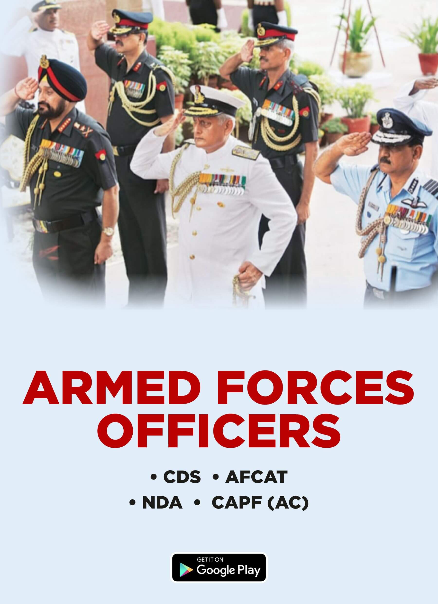 Armed Forces Officer