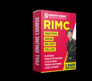RIMC full online course-shaurya bharat app