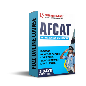 AFCAT full online course-shaurya bharat app