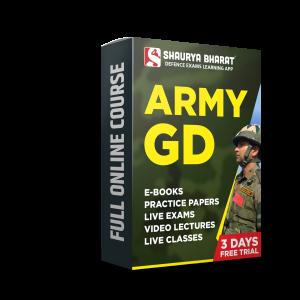 Army GD full online course-shaurya bharat app