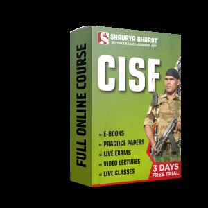 CISF full online course - shaurya bharat app